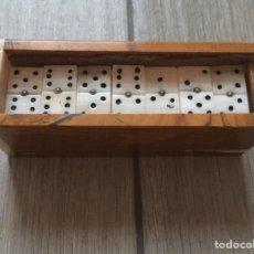 Juegos de mesa: DOMINÓ DE MÁRMOL. Lote 175805740