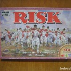 Juegos de mesa: ANTIGUO JUEGO RISK DE PARKER. Lote 175862065
