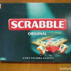 Juegos de mesa: ANTIGUO JUEGO SCARBBLE DE MATTEL. Lote 175862202