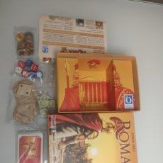 Juegos de mesa: JUEGO DE MESA ROMA DE QUEEN GAMES. Lote 183254768