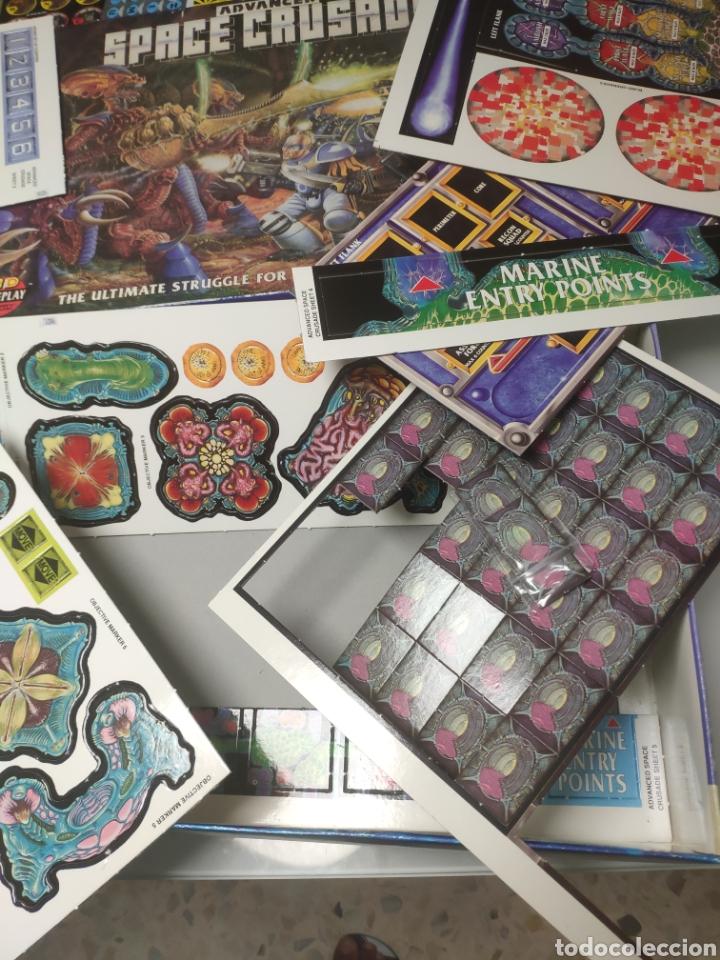 Juegos de mesa: Juego de mesa space crusade advantage de games workshop - Foto 2 - 175867035