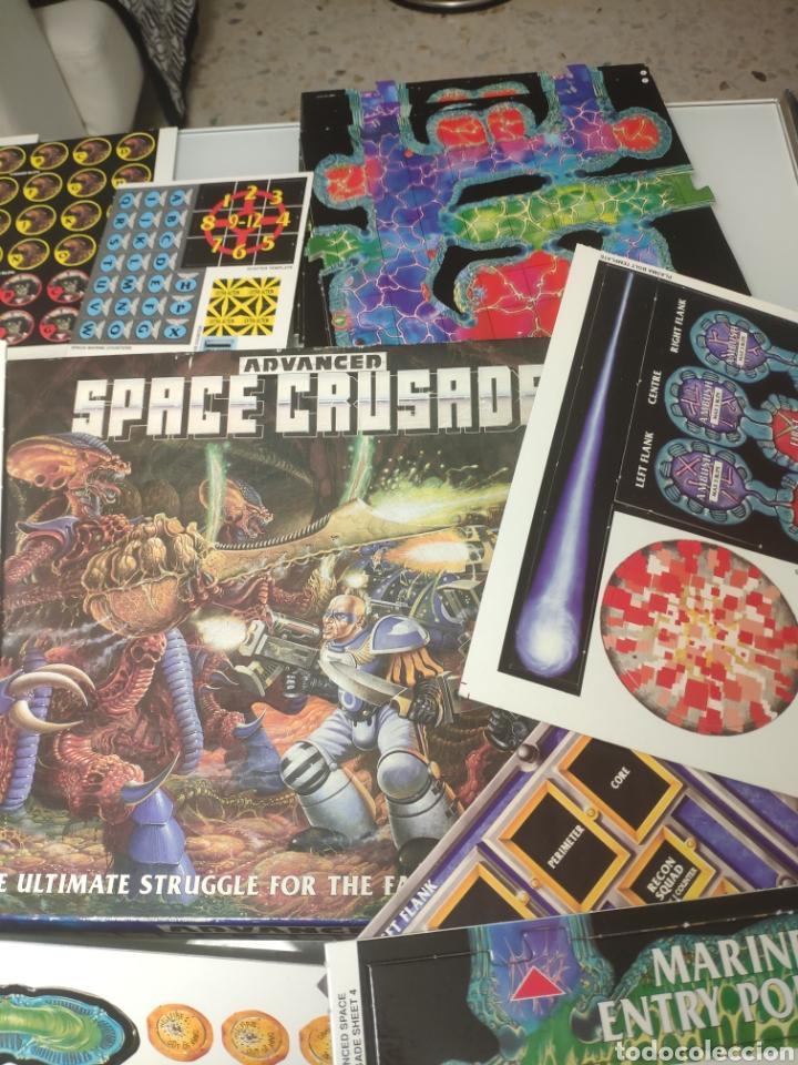 Juegos de mesa: Juego de mesa space crusade advantage de games workshop - Foto 3 - 175867035