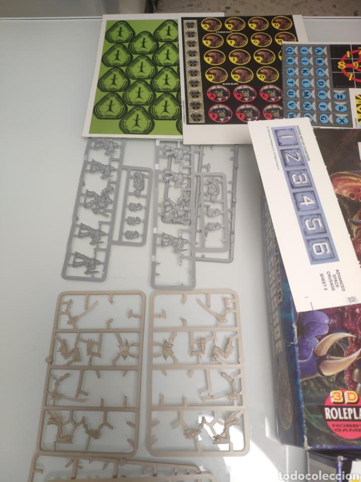 Juegos de mesa: Juego de mesa space crusade advantage de games workshop - Foto 4 - 175867035