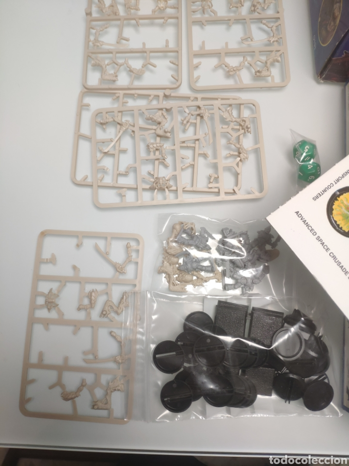 Juegos de mesa: Juego de mesa space crusade advantage de games workshop - Foto 5 - 175867035