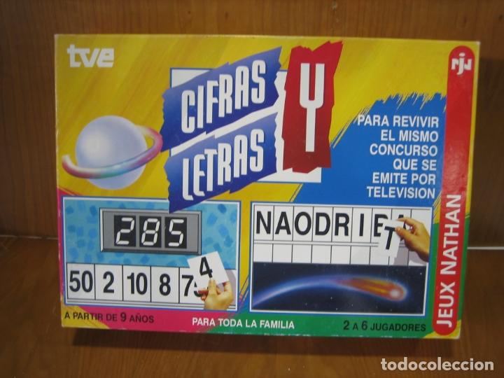 JUEGO CIFRAS Y LETRAS (Juguetes - Juegos - Juegos de Mesa)
