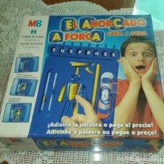 Juegos de mesa: JUEGO DE MESA EL AHORCADO DE MB. Lote 175984770