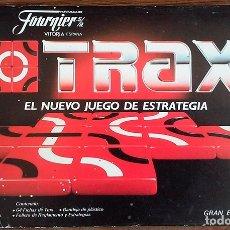 Juegos de mesa: TRAX - EL NUEVO JUEGO DE ESTRATEGIA - HERACLIO FOURNIER - COMPLETO -. Lote 176017239