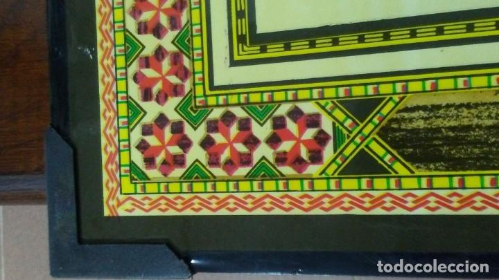 Juegos de mesa: ANTIGUO TABLERO JUEGO DE LA OCA PARCHÍS - Foto 10 - 176028398