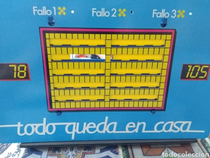 Juegos de mesa: juego vintage .MB todo queda en casa el popular juego de mesa de TVE 1986 bloc preguntas casi entero - Foto 5 - 176117579