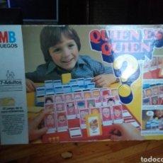 Juegos de mesa: QUIEN ES QUIEN 1ED 1982 LEER ANTES. Lote 194248508