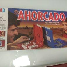 Juegos de mesa: JUEGO DE MESA EL AHORCADO DE MB. Lote 176144503
