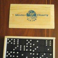 Juegos de mesa: JUEGO DOMINO. Lote 176221624
