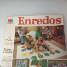 Juegos de mesa: JUEGO DE MESA ENREDOS DE MB. Lote 176225944