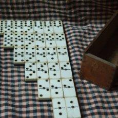 Jeux de table: DOMINO CAJA DE.MADERA. Lote 176292188