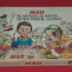Juegos de mesa: JUEGO DE MESA - MAD - COMPLETO. Lote 176363973