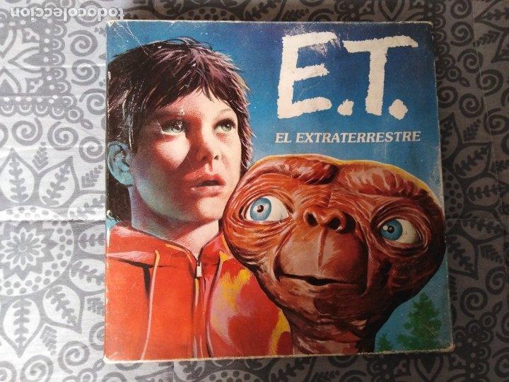 JUEGO CEFA E. T. EL EXTRATERRESTRE (Juguetes - Juegos - Juegos de Mesa)