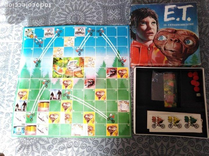 Juegos de mesa: Juego Cefa E. T. El Extraterrestre - Foto 2 - 176495952