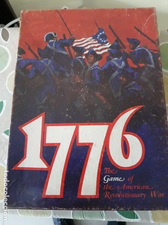 WARGAME 1776, GUERRA INDEPENDENCIA DE EEUU DE AVALON HILL (Juguetes - Juegos - Juegos de Mesa)