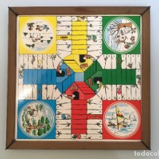 Juegos de mesa: SNOOPY PARCHIS TABLERO. Lote 176521004