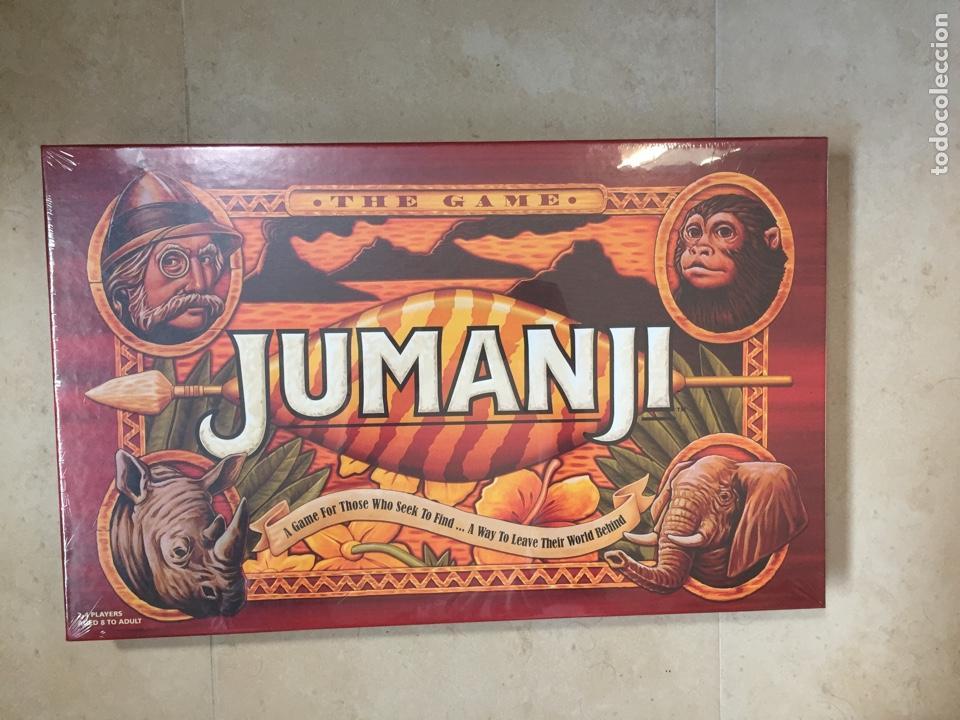 JUEGO DE MESA JUMANJI - NUEVO A ESTRENAR (PRECINTADO) - VINTAGE (Juguetes - Juegos - Juegos de Mesa)