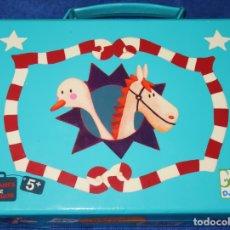 Juegos de mesa: LUDO & CO JUNIOR - PARCHÍS Y OCA INFANTIL - DJECO. Lote 176592875