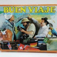 Juegos de mesa: JUEGO BUEN VIAJE EDUCA 1980 PRECINTADO ALMACÉN. Lote 176611363