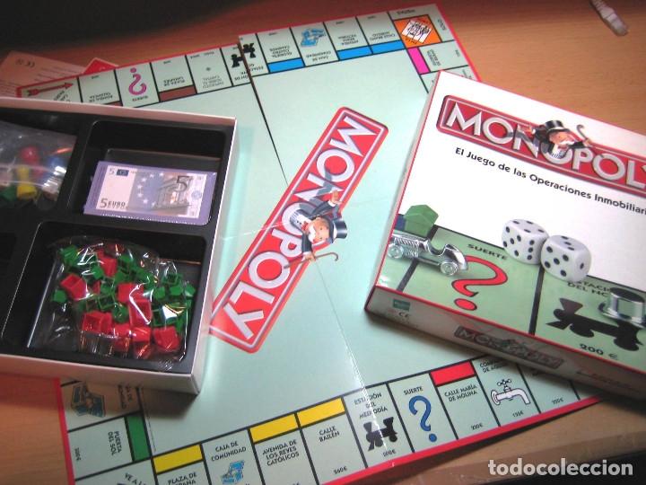 MONOPOLY RBA- 2002- (Juguetes - Juegos - Juegos de Mesa)