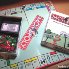 Juegos de mesa: MONOPOLY RBA- 2002-. Lote 176699590