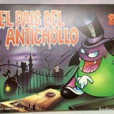 Juegos de mesa: JUEGO DEL CONCURSO TV 1,2,3 . EL PAIS DEL ANTICHOLLO. ÉPOCA BOTILDE.. Lote 176705348