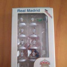 Juegos de mesa: TOTAL SOCCER REAL MADRID. Lote 177052249