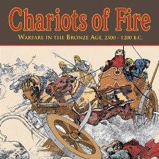 Juegos de mesa: CHARIOTS OF FIRE. Lote 177121789