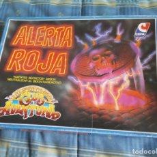 Juegos de mesa: JUEGO CEFA,ALERTA ROJA. Lote 177179593