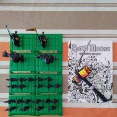 Juegos de mesa: BATTLE MASTERS REFUERZOS DEL CAOS WARHAMMER ROL. Lote 177326775