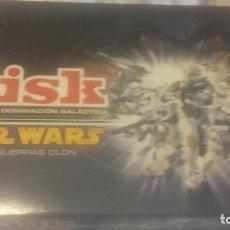 Juegos de mesa: RISK EDICION STAR WARS EDICIÓN GUERRAS CLON- BUEN ESTADO COMPLETO - PARKER. Lote 177512804