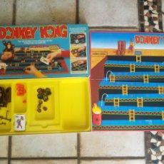 Juegos de mesa: DONKEY KONG - MB JUEGOS - JUEGO DE MESA - MARIO NINTENDO. Lote 177550265