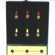Juegos de mesa: JUEGO DE LAS TRES EN RAYA PROMOCIONAL DE CROMATONBIC. Lote 177560644