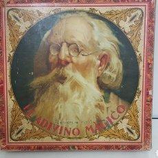 Juegos de mesa: EL MAESTRO EN CASA EL ALADINO MAGICO. Lote 177815909