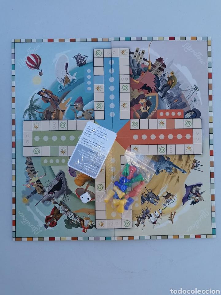 Juegos de mesa: LITERATOUR Un viaje alrededor del mundo de los libros. Círculo de lectores 2013 - Foto 4 - 177840273
