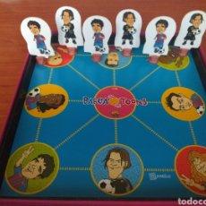 Juegos de mesa: MUY DIFÍCIL (JUEGO DEL F.C. BARCELONA DREEN TEEN ). MÁS ARTÍCULOS ANTIGUOS EN MI PERFIL.. Lote 177954243