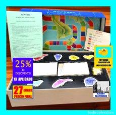 Juegos de mesa: SEPTEM - EL JUEGO PARA CONOCER CANARIAS - TRIVIAL PURSUIT CANARIO - 27 EUROS FINAL. Lote 177969400
