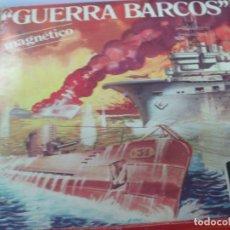 Juegos de mesa: GUERRA BARCOS MAGNETICO. Lote 178040299