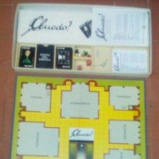 Juegos de mesa: JUEGO CLUEDO. Lote 178093113