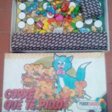 Juegos de mesa: JUEGO DADOS. Lote 178093687