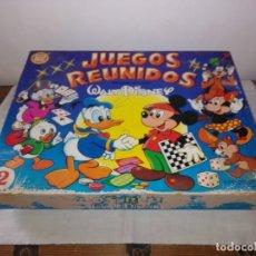 Juegos de mesa: JUEGOS REUNIDOS WALT DISNEY. Lote 175650582