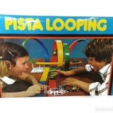 Juegos de mesa: PISTA LOOPING. Lote 178110178