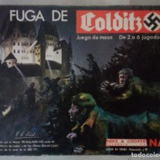 Jeux de table: FUGA DE COLDITZ – NAC. Lote 219036653