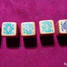 Juegos de mesa: CINCO DADOS POKER MENTIROSO POKER DICE. Lote 178264091