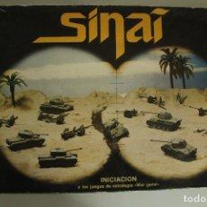 Juegos de mesa: SINAI CEFA. Lote 178301663