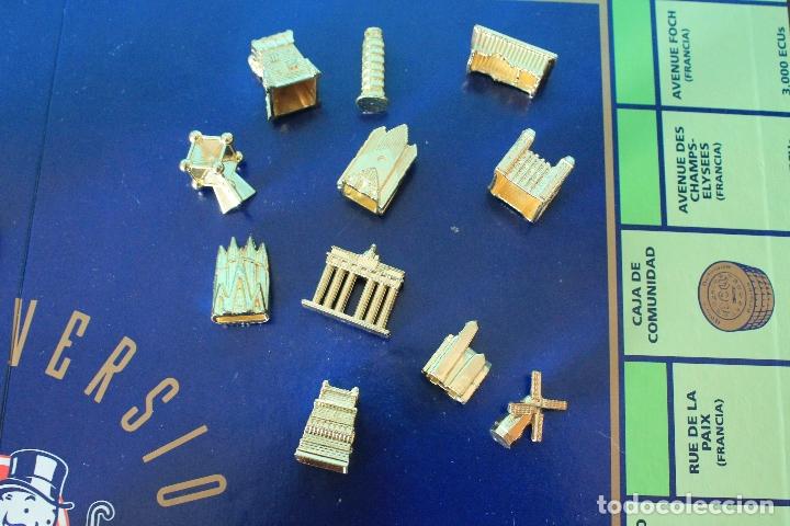 Juegos de mesa: MONOPOLY VERSIÓN EUROPEA - PARKER 1991 - ULTRARRARO - CON ECUS - Foto 3 - 178305023