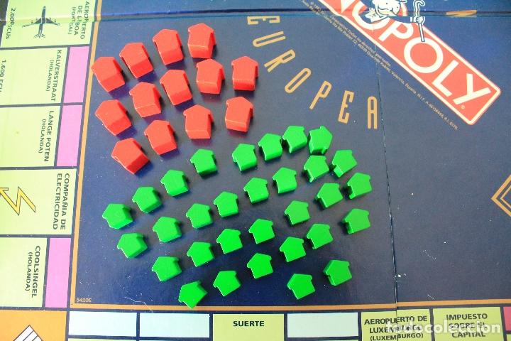 Juegos de mesa: MONOPOLY VERSIÓN EUROPEA - PARKER 1991 - ULTRARRARO - CON ECUS - Foto 7 - 178305023